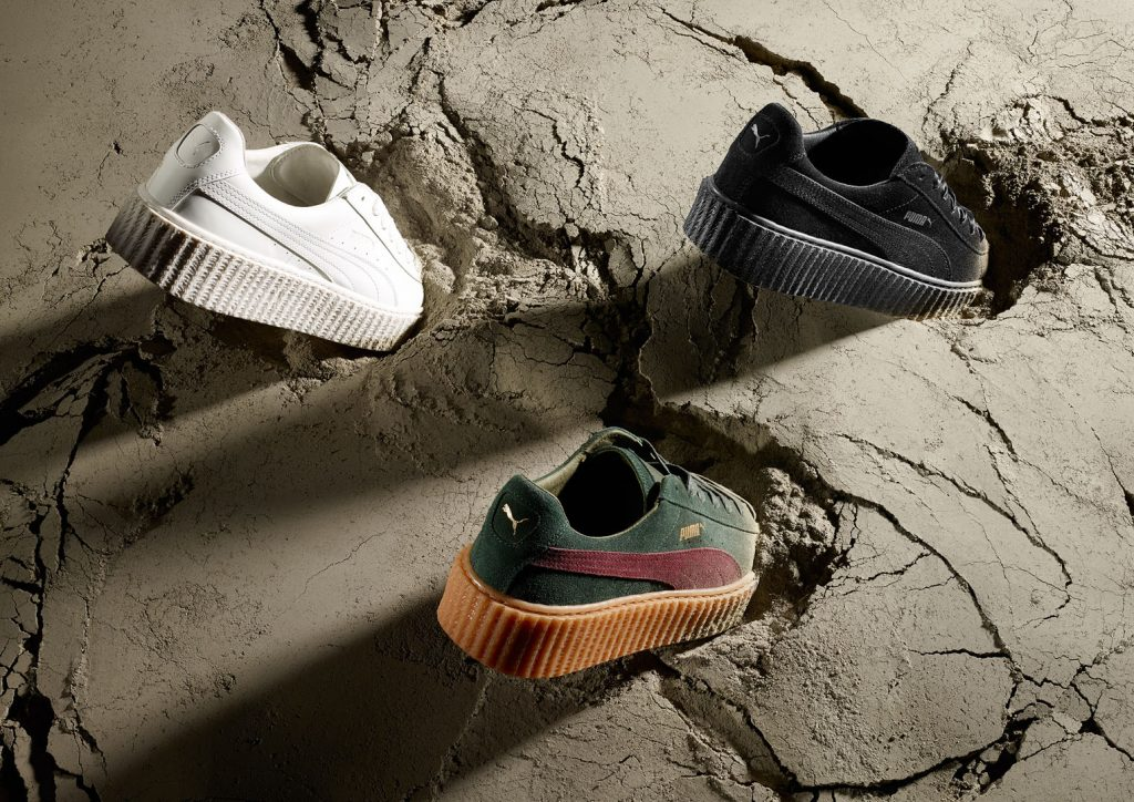 rihanna x puma fenty creepers for summer 2016-2