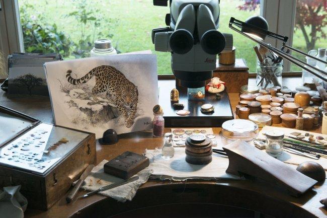 slim d hermes pocket panthere watch-2