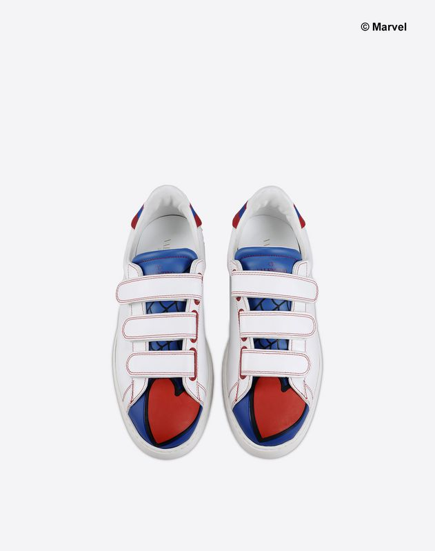 spiderman marvel valentino sneakers