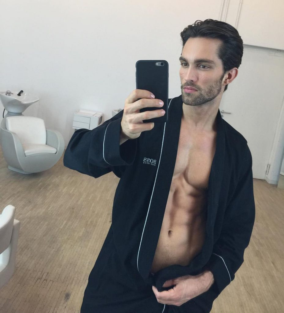 10 male models to follow on instagram_tobias sorensen