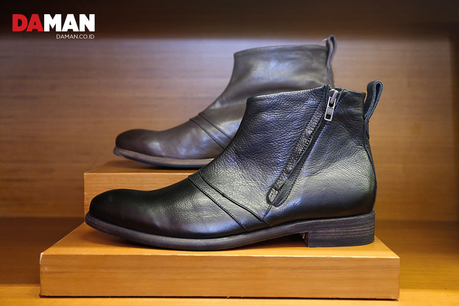 Bespoke Shoes at Mario Minardi Jakarta