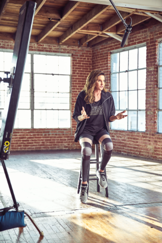 Caitlyn Jenner for H&M For Every Victory Sportswear Collection