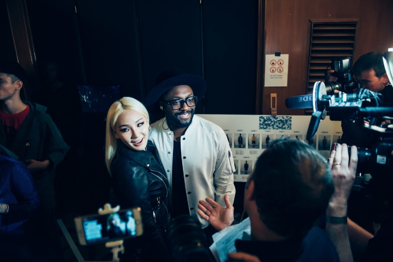 CL and Will i am