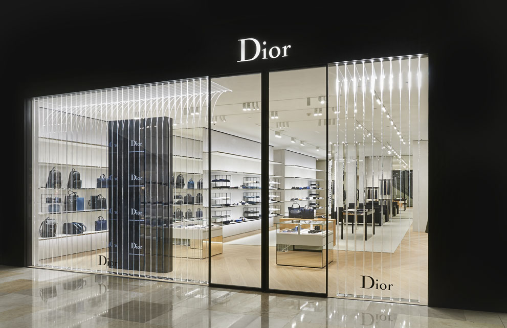 Dior Homme Reopens Ion Orchard Singapore Store-1