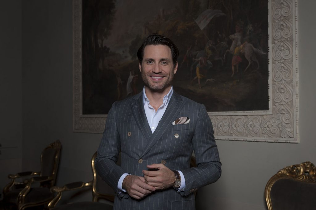 Drive de Cartier event in Florence - Special guest Edgar Ramirez_9447
