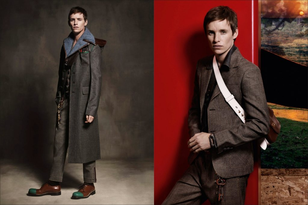 Eddie Redmayne for Prada FW16 by Craig McDean-2