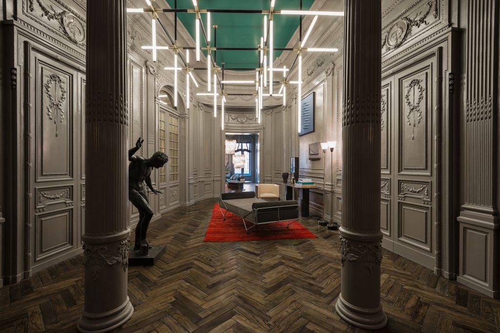 Fendy 90th Anniversary Book - Inside Roma Headquarters