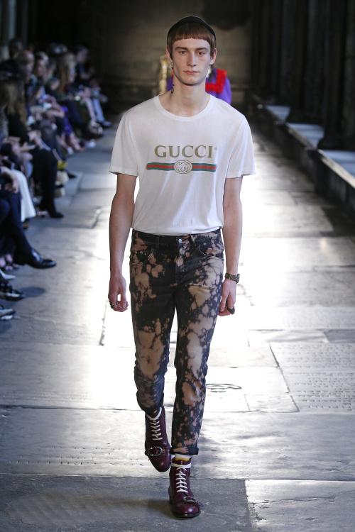 Men S Looks From Gucci Cruise 2017 Da Man Magazine