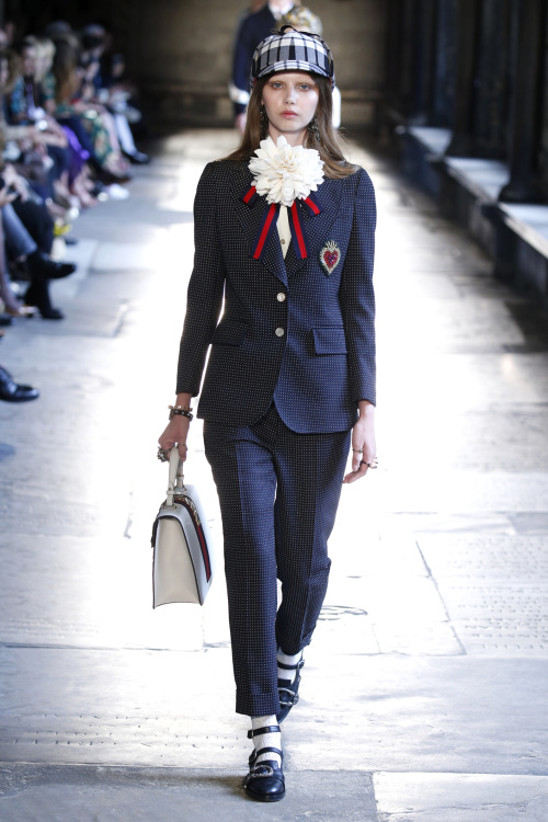 Gucci Cruise 2017 Women-1