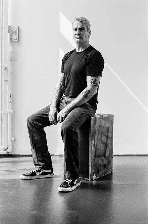 Henry Rollins for Vans Sk8-Hi