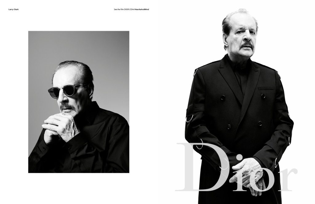 Larry Clark Dior Homme Campaign