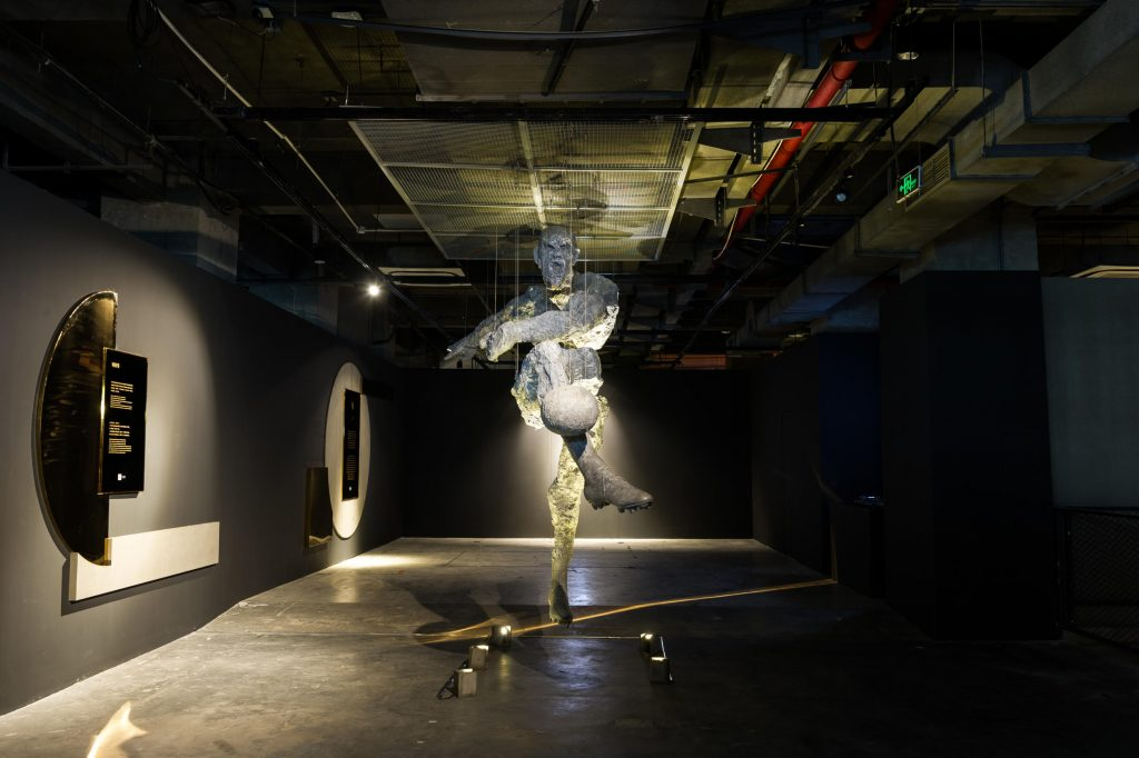 NikeLab x Olivier Rousteing The Circle Exhibition in Shanghai - Offense by WOFO