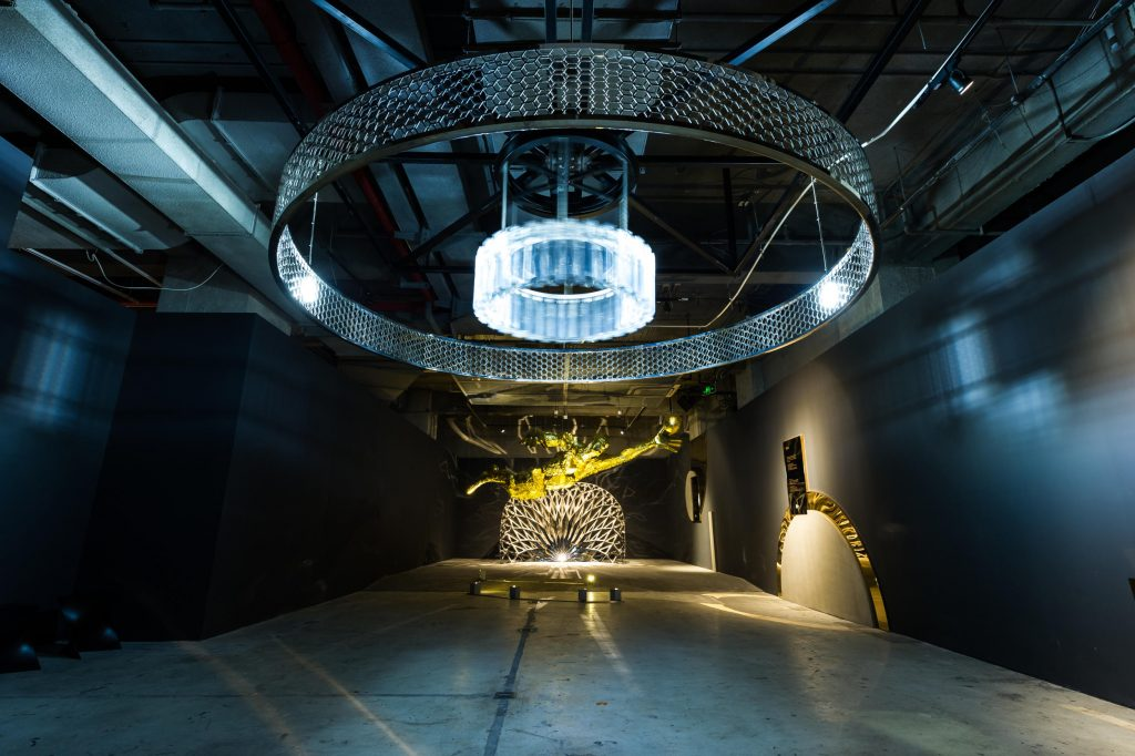 NikeLab x Olivier Rousteing The Circle Exhibition in Shanghai - Super Nature Design