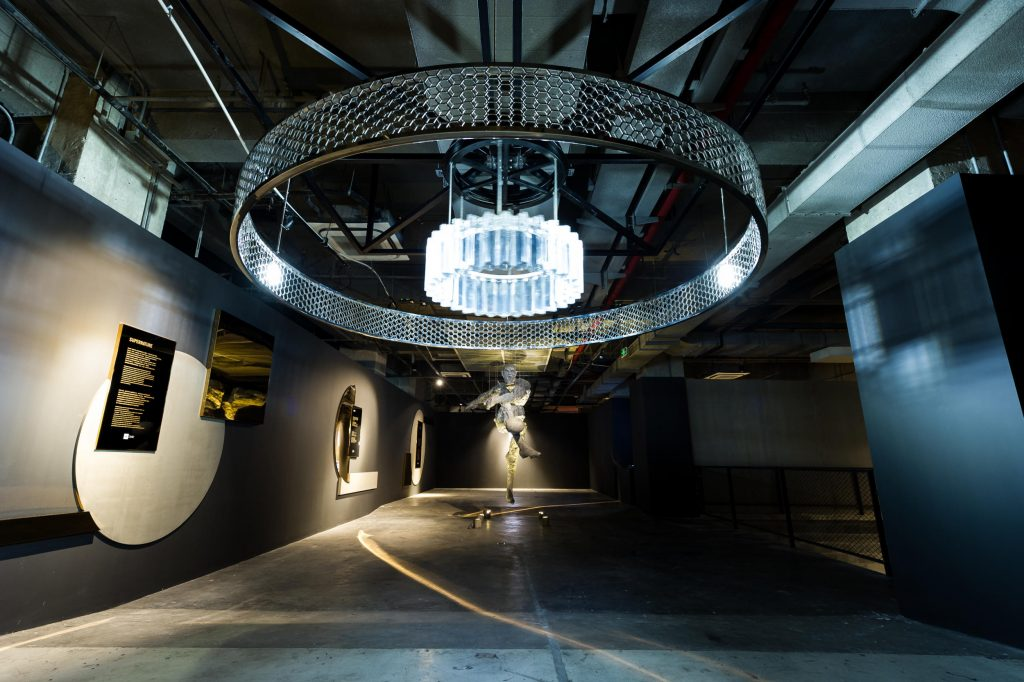 NikeLab x Olivier Rousteing The Circle Exhibition in Shanghai - Super Nature Design-2