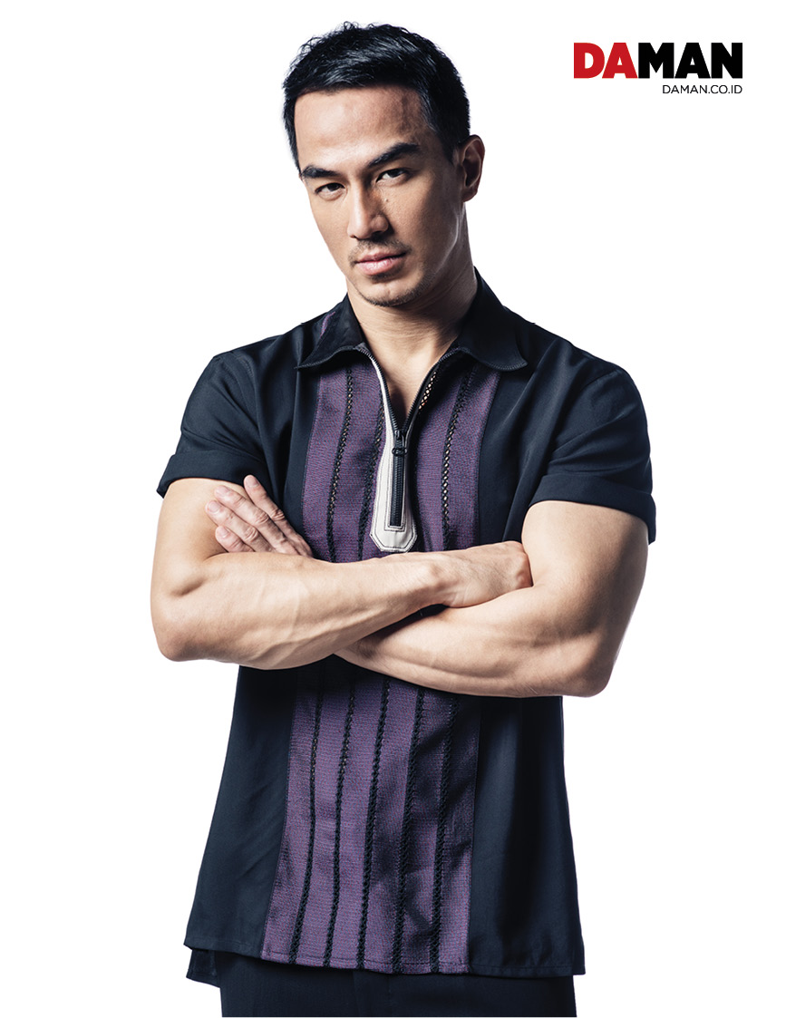 joe taslim hot
