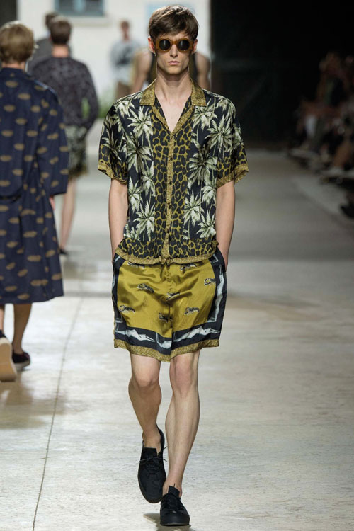 SPRING SUMMER 2016 RUNWAY TREND - PALM PRINTS - DRIES VAN NOTEN 1-small