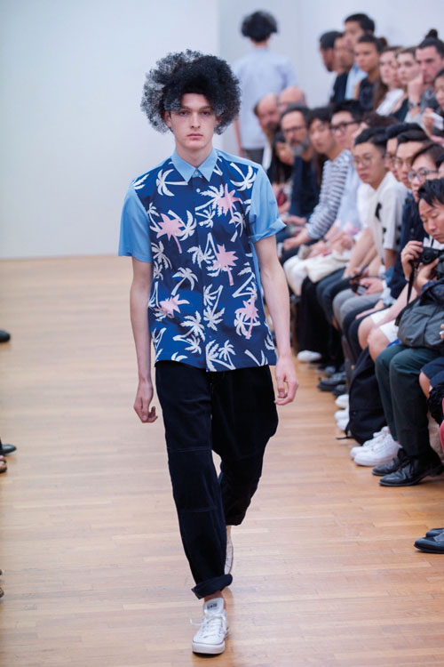 SPRING SUMMER 2016 RUNWAY TREND - PALM PRINTS - comme des garcons-small