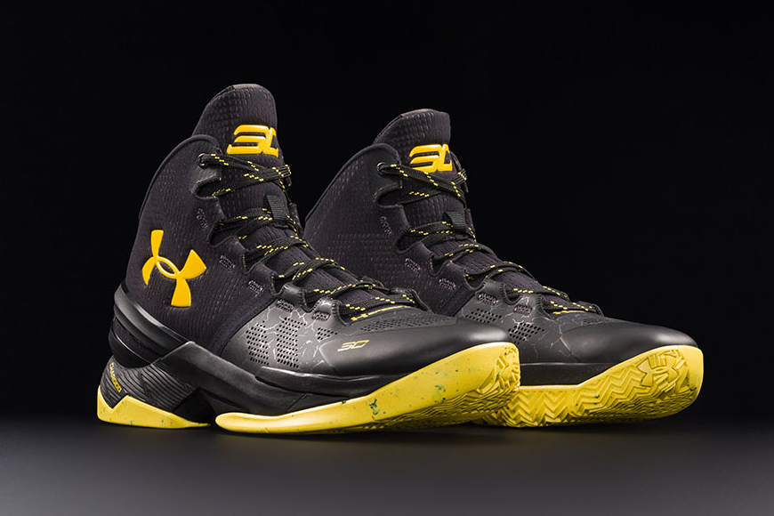 Under Armour the Black Knight Stephen Curry-2