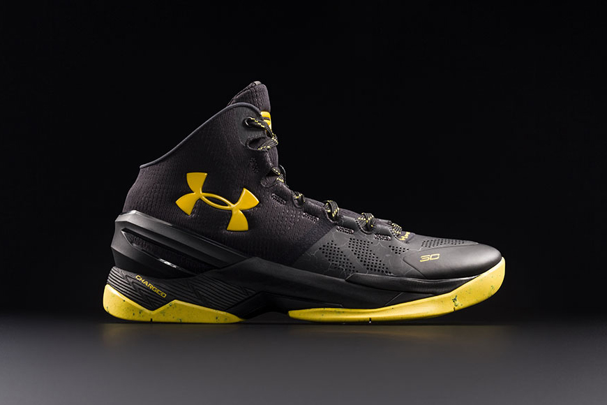 Under Armour the Black Knight Stephen Curry-3