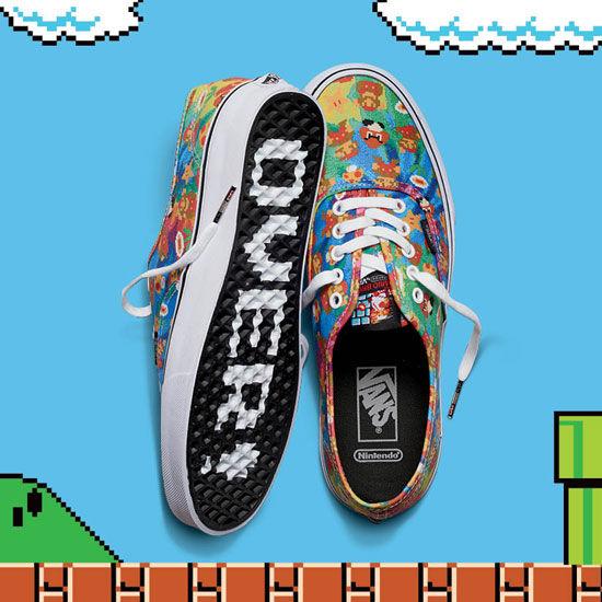 Vans x Nintendo Super Mario Bros-1