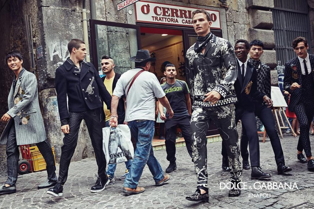 dolce and gabbana fall winter 2016 ad campaign-2