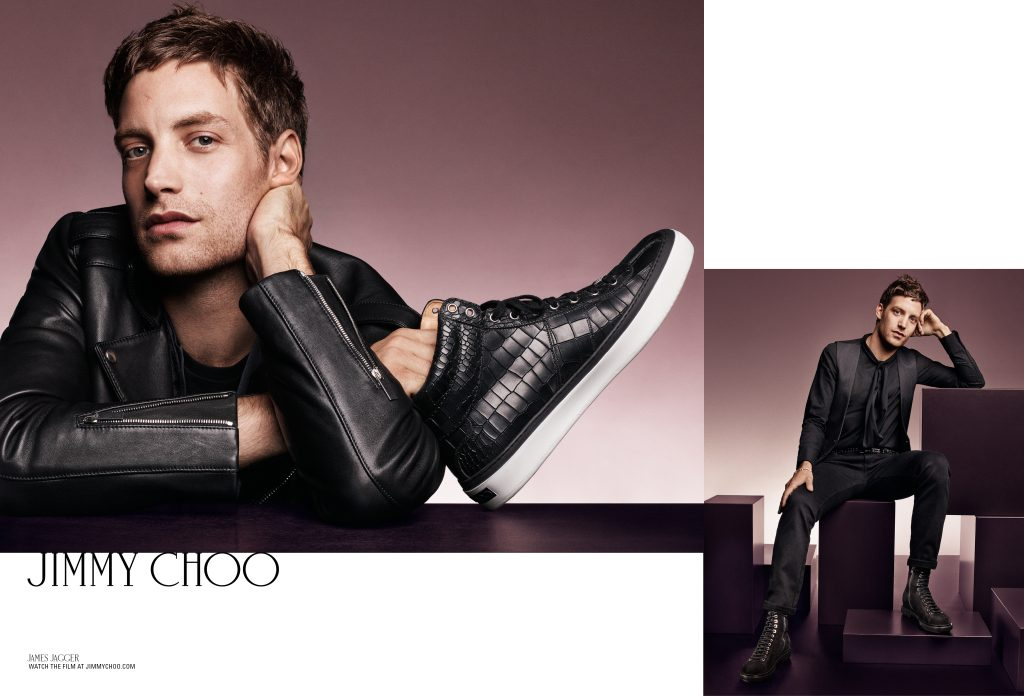james jagger for jimmy choo fall campaign-1