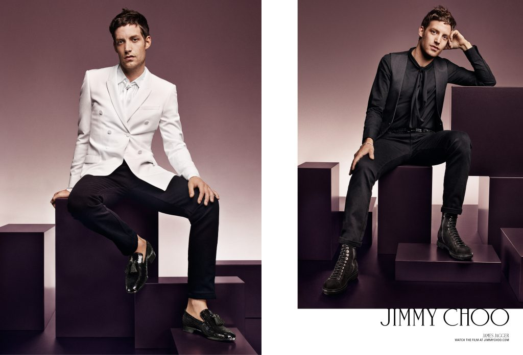 james jagger for jimmy choo fall campaign-2