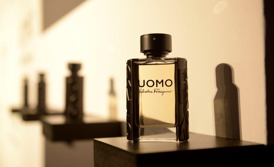 salvatore ferragamo scent of life uomo fragrance launch
