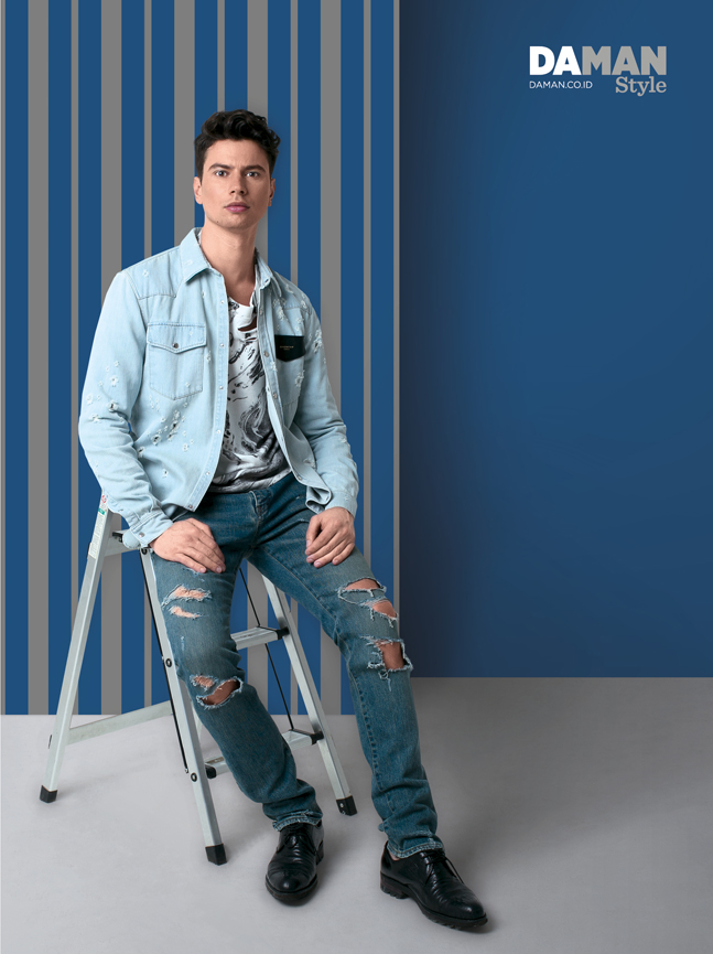 360 STYLE FAQ_DA MAN SS2016_HOW TO MAKE YOUR OWN RIPPED JEANS