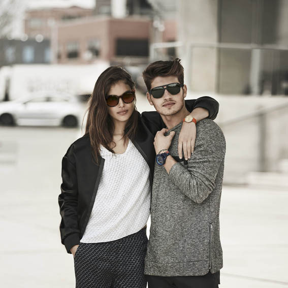 AX FW1617 ADV_Shlomit Malka and Gregg Sulkin_sunglasses_small