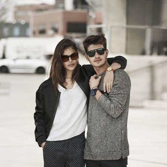 AX FW1617 ADV_Shlomit Malka and Gregg Sulkin_sunglasses_small