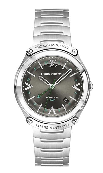 LV Fifty Five  41mm steel bracelet