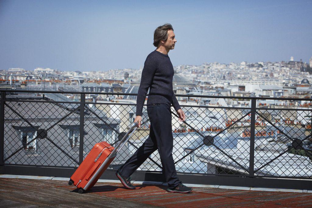 Marc Newson Louis Vuitton Rolling Trunks - Epi Leather 2