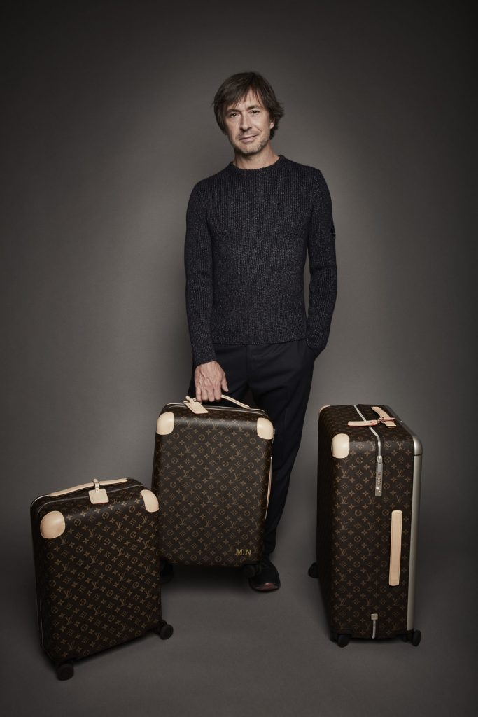 Marc Newson Louis Vuitton Rolling Trunks - Monogram-2