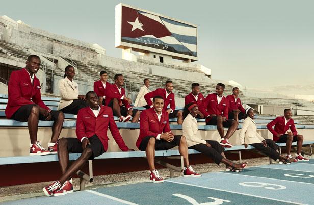 christian louboutin designs for cuba athletes 2016 rio olympics-5