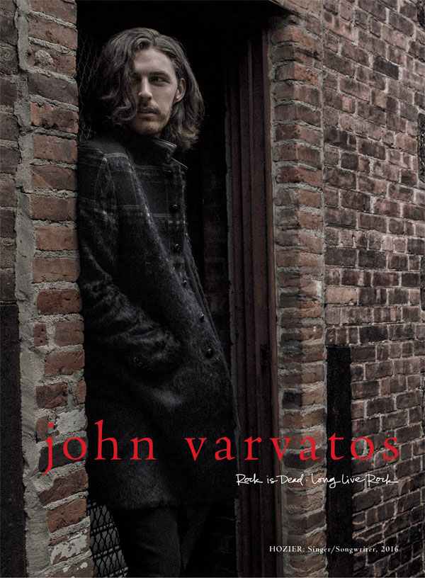 hozier for john varvatos fall winter 2016