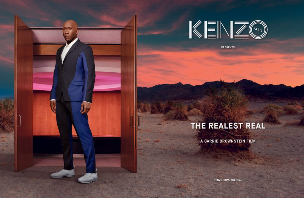 kenzo fall winter 2016 ad campaign the realest real-maharshala ali-2