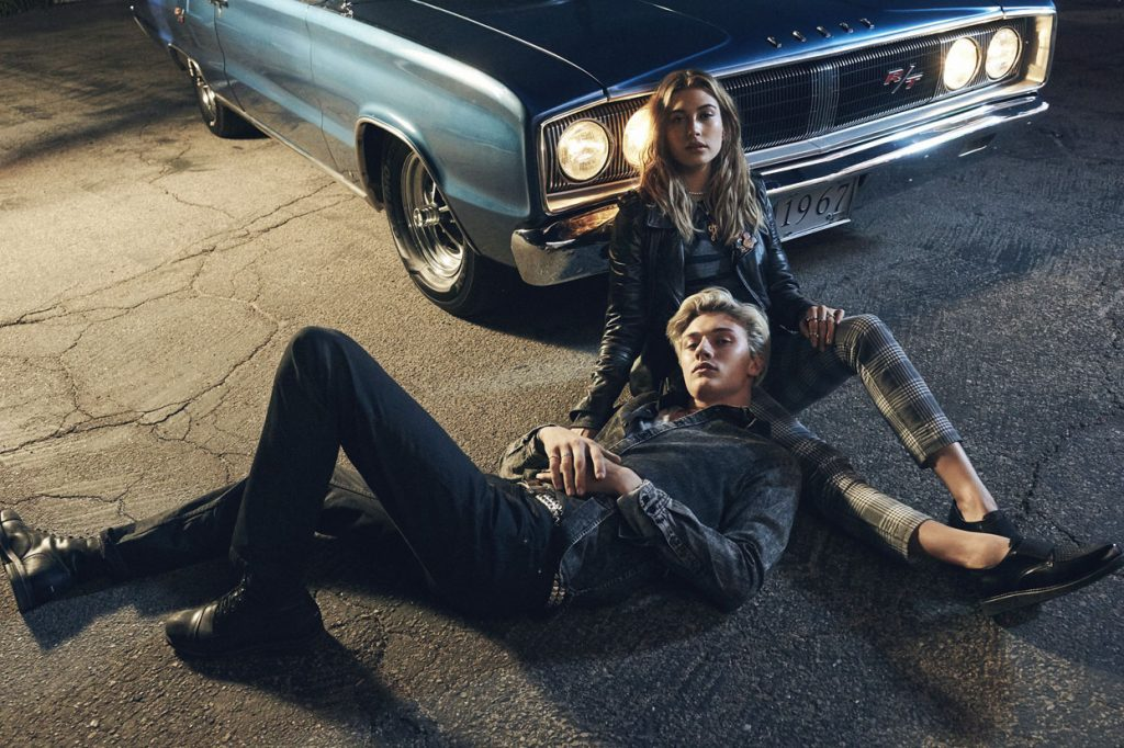 lucky blue smith and hailey baldwin for hilfiger denim fall winter 2016-1-72p