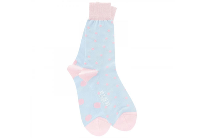 thomas pink pantone-socks