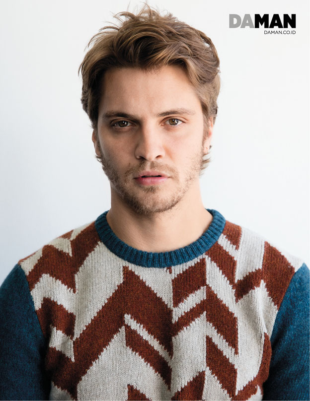 72p_LUKE GRIMES of Magnificent Seven and Fifty Shades of Grey in Outfit by Salvatore Ferragamo_Outtakes