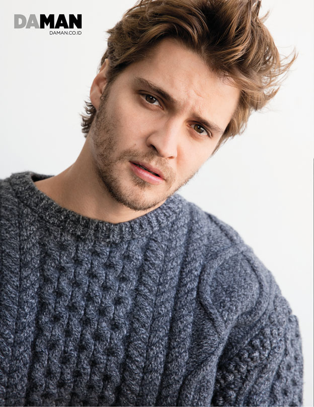 Luke Grimes Of Quot Magnificent Seven Quot Amp Quot Fifty Shades Of Grey