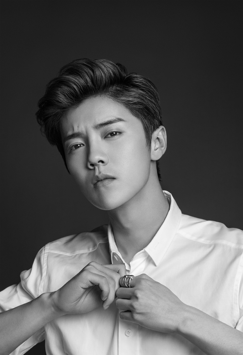 Lu Han is Nailing Cartier's New Campaign