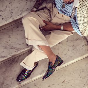 fb8f6a0f760b Christian Louboutin Launches Sneaker Capsule Collection for Sporty ...