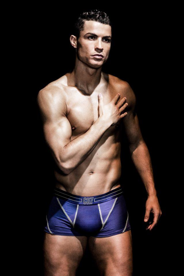 Cristiano Ronaldo CR7 Underwear Fall 2016 Campaign-2