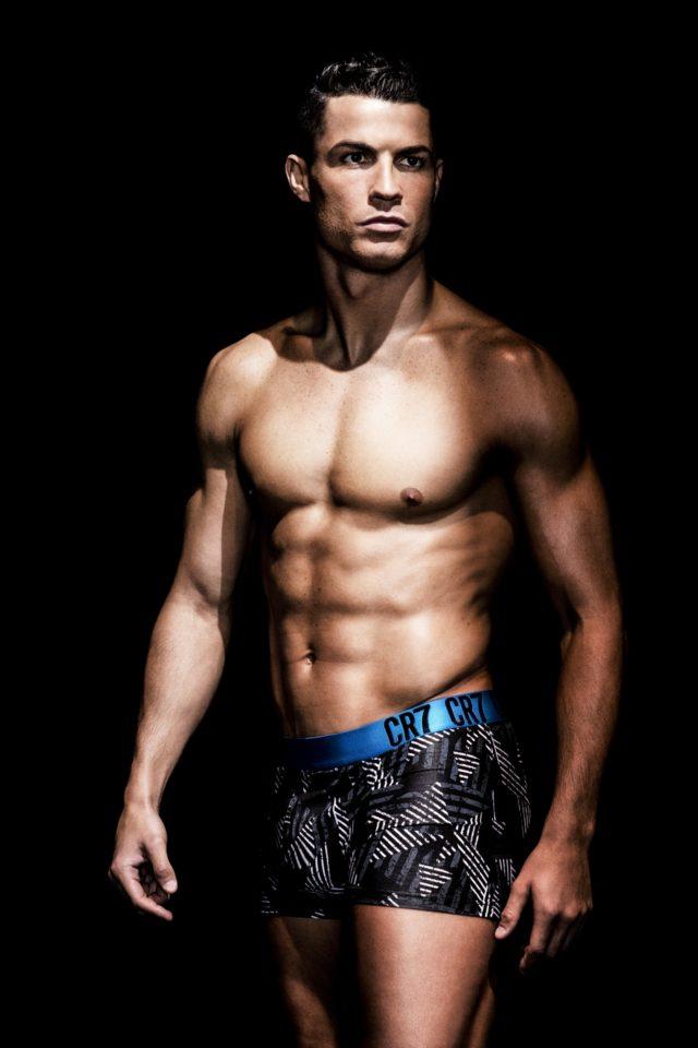 Cristiano Ronaldo CR7 Underwear Fall 2016 Campaign-3