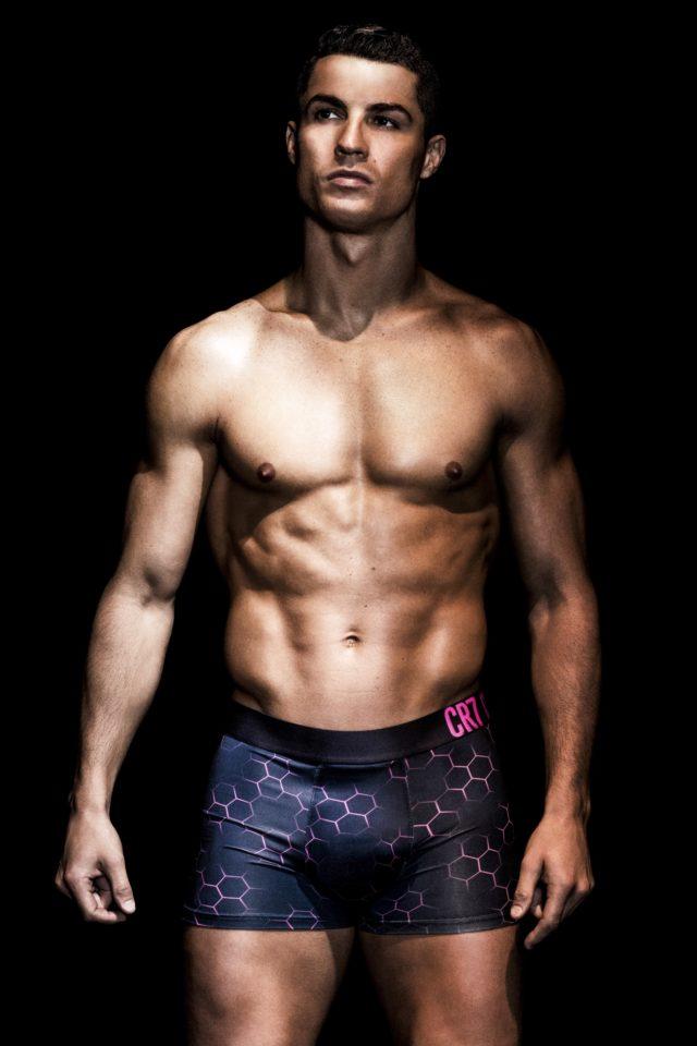 Cristiano Ronaldo CR7 Underwear Fall 2016 Campaign-4