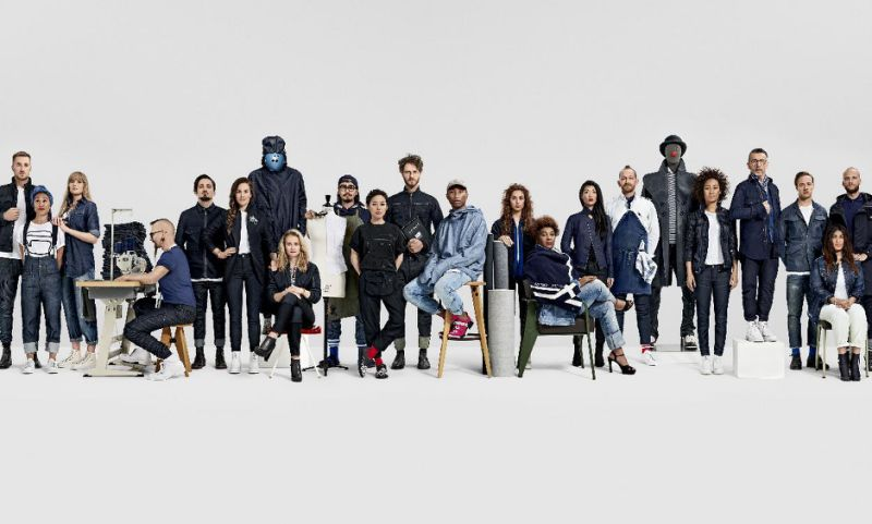 G-Star RAW What is RAW fall 2016 campaign pharrell williams