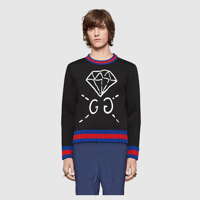 Gucci x GucciGhost Men's Sweatshirt-2