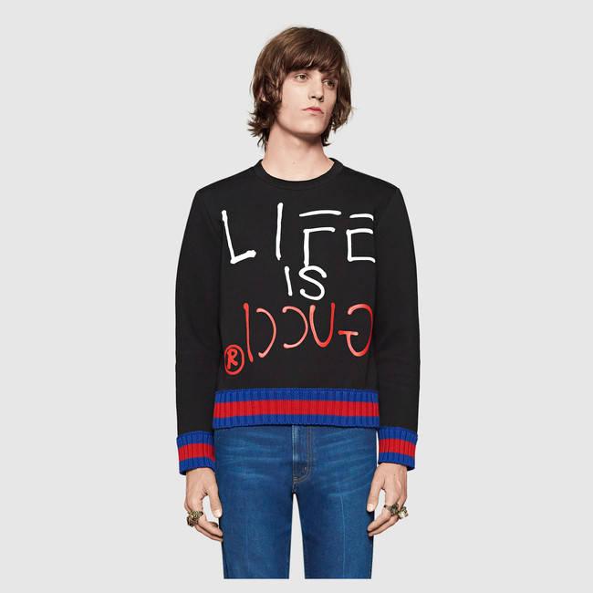 Gucci x GucciGhost Men's Sweatshirt