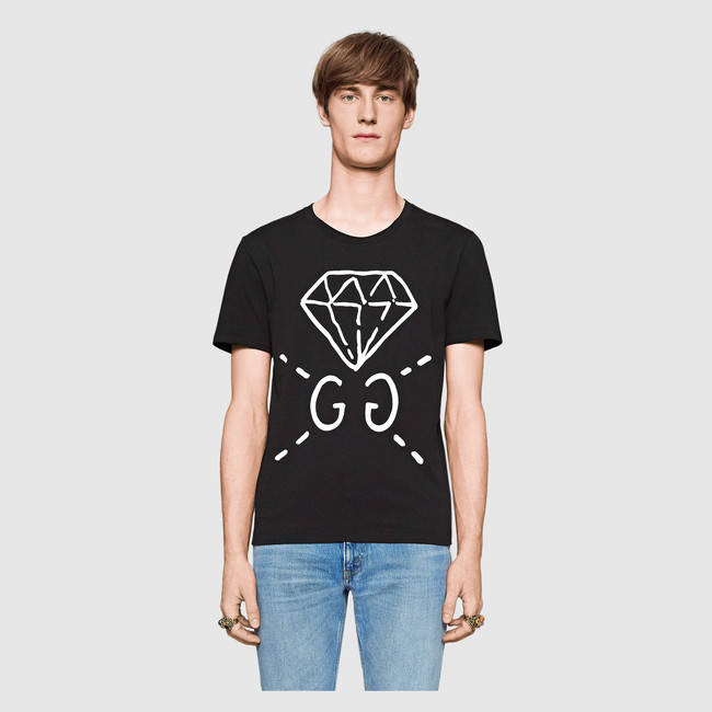 Gucci x GucciGhost Men's T-Shirt-2